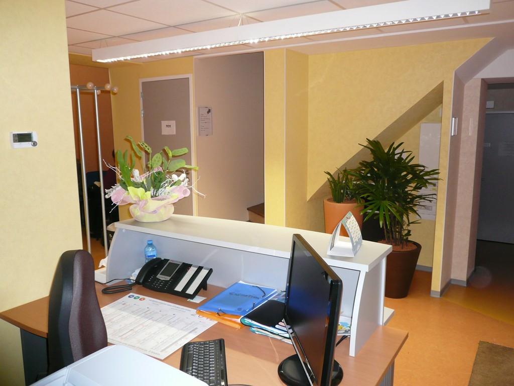 R habilitation et extension d 39 un cabinet m dical pont sur yonne 89 architecte lenoir - Accessibilite cabinet medical ...